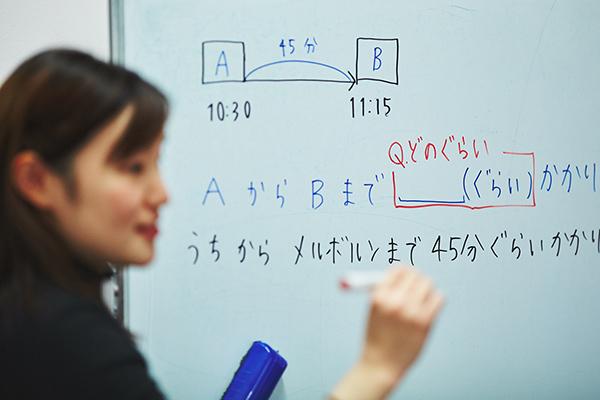 japanese-melbourne-private-lesson-whiteboard