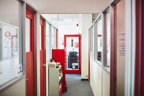 japanese-melbourne-language-school-hallway